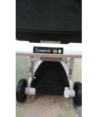 Коляска детская прогулочная I.believe I-S035А (графит) с интерактивным тормозом