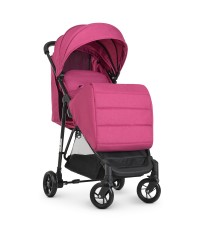 Коляска прогулочная BAMBI  M 4249 Pink розовая