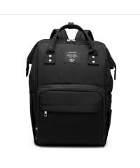Сумка рюкзак для мам LeQueen графит