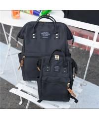 Комплект сумка рюкзак для мам+ребенок Anello черный