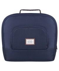 Коляска 2 в 1 Adamex Luciano jeans Q5 темно-синий