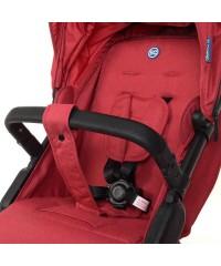 Коляска прогулочная EL CAMINO MЕ 1053 Dynamic Crimson красный
