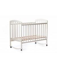 Детская кроватка  ЛАМА  ваниль