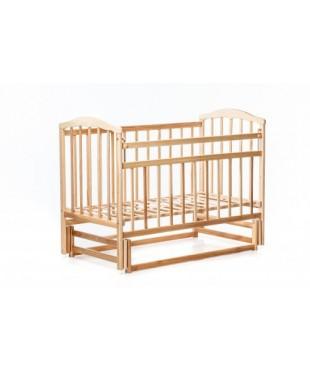 Детская кровать Чайка с опускающейся боковиной
