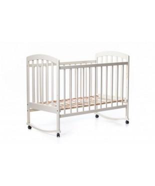 Детская кроватка  ЛАМА  цвет ВАНИЛЬ