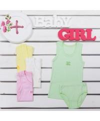 Комплект нижнего белья для девочки 185-1006