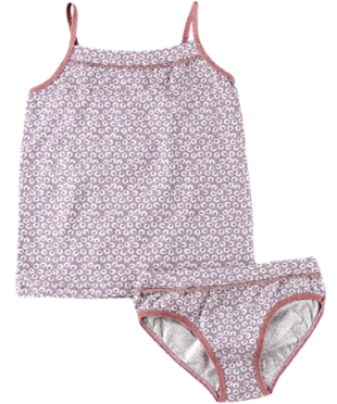 Комплект нижнего белья для девочки 4ТК121, 4ТК122