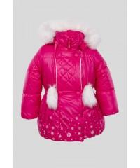 Комплект для девочки 25-ЗД-15 (розовый)