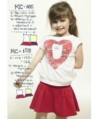 Костюм для девочки KC166, КС158