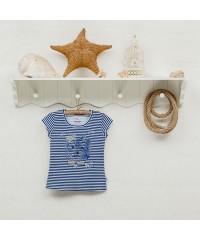 Футболка (блузка) для девочки 893-420