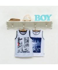 Майка для мальчика 916-416
