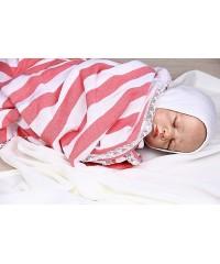 """Набор для новорожденных """"Матроскин"""" (терракот)"""