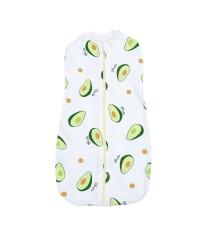 Пеленка-кокон (европеленка) для малыша (авокадо зеленый), 2019003