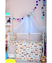Детский постельный комплект Дети-Индейцы