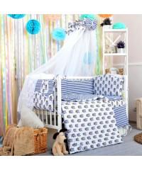 Детский постельный комплект Потапыч