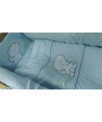 Детский постельный комплект Ангел (8 эл)