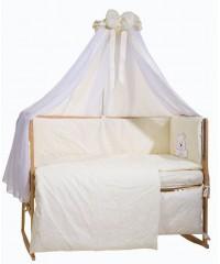 Детский постельный комплект  Мишка (8 эл)