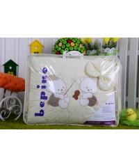 Детский постельный комплект  Мишки на рыбалке