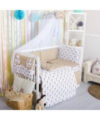 Детский постельный комплект Такса