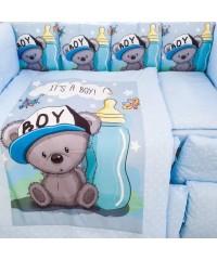 Детский постельный комплект Подушки IT'S A BOY (это мальчик)