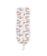 Пеленка-кокон (европеленка) для малыша (молочно оранжевый), 2010103